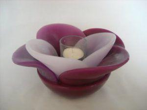 vela hueca flor 2